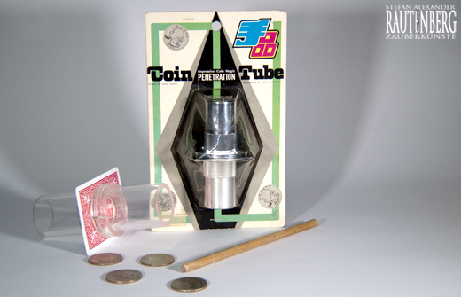The Coin Penetration Tube