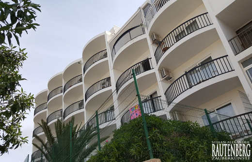 Wolfgangs Appartement auf Ibiza